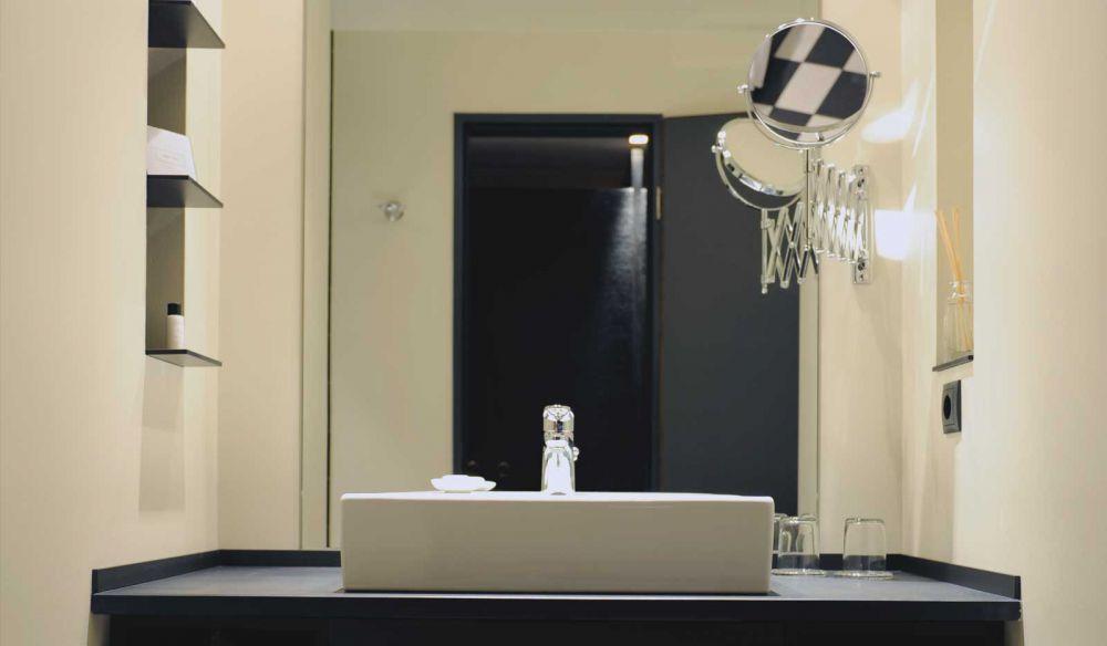 """Bild """"Sauna - Außenterrasse"""" zu Novum Style Hotel Hamburg Centrum in ..."""