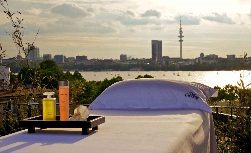 Hamburg Hotel Oase