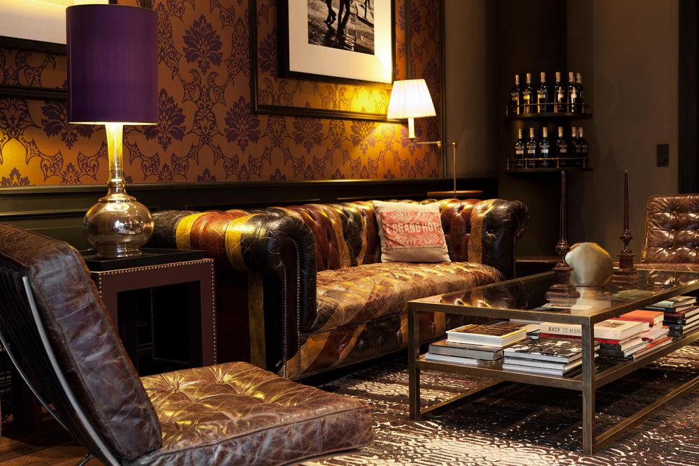 the george design hotel hamburg hamburg st georg hotel mit spa und alsterblick hamburg. Black Bedroom Furniture Sets. Home Design Ideas