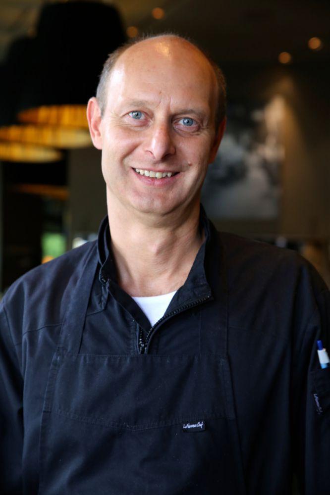 Holger Schweizer rezepte unter der dusche im haburger restaurant dacaio