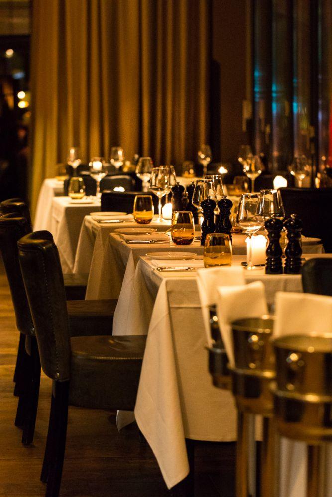 Ready for 2016 neue karte f r das restaurant dacaio for Design hotel essen