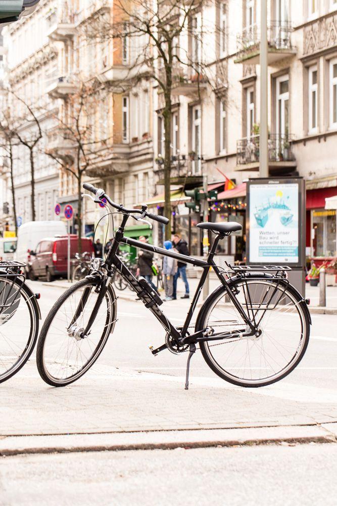 die stadt erfahren smarte bikes f r das the george. Black Bedroom Furniture Sets. Home Design Ideas