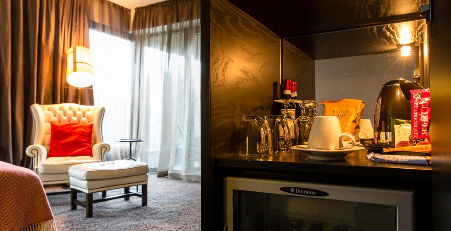 8 Dinge, die Sie schon immer über die Hotel-Minibar wissen wollten