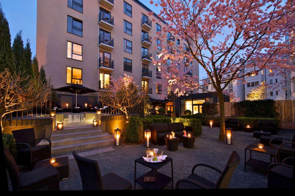 The george design hotel hamburg zwischen alster city for Designhotel hamburg