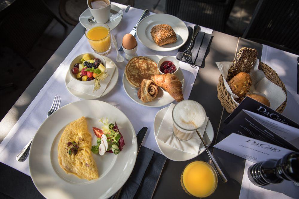 Breakfast For You Das Neue Frühstück Im The George